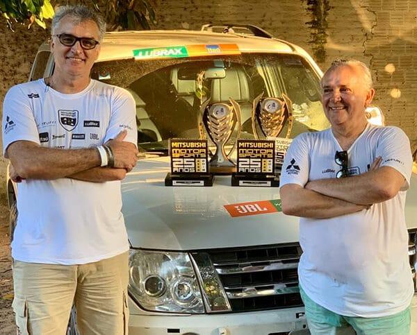 OFFSHOX EMPLACA 3 CAMPEÕES NAS 4 CATEGORIAS DO MITSUBISHI MOTORSPORTS 2019